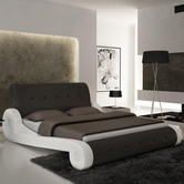 VIG Furniture VGEVBS610 S610 - Contemporary Eco-Leather Bed