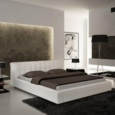 VIG Furniture VGEVBS612 S612 - Contemporary Eco-Leather Bed