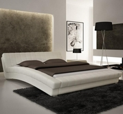 VIG Furniture VGEVBS616 S616 - Contemporary Eco-Leather Bed