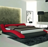 VIG Furniture VGEVBS618 S618 - Contemporary Eco-Leather Bed