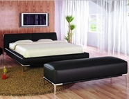 VIG Furniture VGEVBU501 U501 - Modern Eco-Leather Bed
