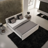 VIG Furniture VGEVBU504 U504 - Modern Eco-Leather Bed