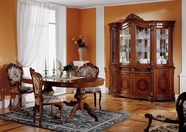 VIG Furniture VGFMREGINA-1 Regina Traditional Dining Set