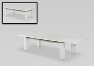 VIG Furniture VGGU-Maxi-1 Maxi Modern White Dining table