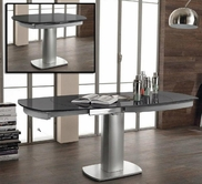 VIG Furniture VGGU2609XT-10 Indulge - Modern Compact Extendable Dining Table