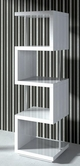 VIG Furniture VGGU584DP-2 Stage2 - White Wall Unit