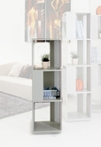 Vig Vggu840Dp-1 Elevate 2-Modern Grey Display Unit