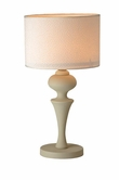 VIG Furniture VGHQT1002 T1002 - Modern Beige Table Lamp