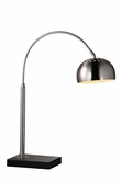 VIG Furniture VGHQT2003 T2003 - Modern Silver Table Lamp
