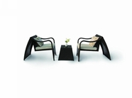 VIG Furniture VGHT-H28 HT28 Modern Patio Lounge chairs and table