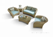 VIG Furniture VGHTDH32 5 Piece Patio Set - H32