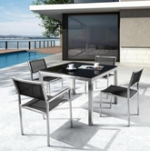 VIG Furniture VGHTDH64 H64 - Modern Patio Dining Set