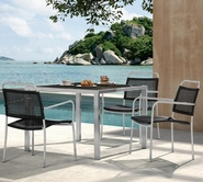VIG Furniture VGHTDH67 H67 - Modern Patio Dining Set