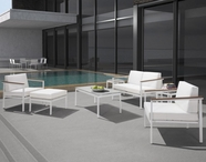 VIG Furniture VGHTDH68 H68 - Modern Patio Lounge Set With Coffee Table