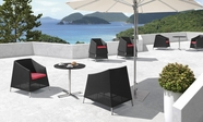 VIG Furniture VGHTDH71 H71 - Modern Patio Lounge Set