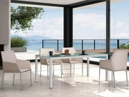 VIG Furniture VGHTDT61 T61 - Modern Patio Dining Set