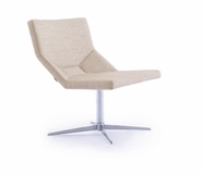 VIG Furniture VGIDJR022-BGE Pico - Lounge Fabric chair