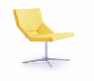 VIG Furniture VGIDJR022-YLW Pico - Lounge Fabric chair