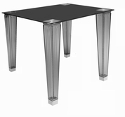 VIG Furniture VGIGMERCURIO-BLK Mercurio - Modern Italian Dining Table