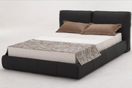 VIG Furniture VGKB88 B88 Black Full Leather Bed