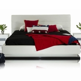 VIG Furniture VGKCINFINITY Infinity - Contemporary Platform Bed with Lights