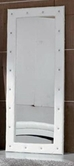 VIG Furniture VGKCMONTE-WHT-FL-MIR Monte Carlo White Floor Mirror
