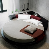 VIG Furniture VGKCPLATO Plato Round Bed