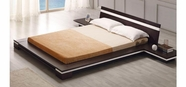 VIG Furniture VGKCSONATA-WNG Sonata Platform Bed in Wenge