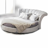 VIG Furniture VGKCVENETIAN Venetian - Round Bed
