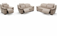 VIG Furniture VGKK1511 Malvo - Modern Full Leather Sofa Set