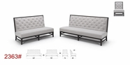 VIG Furniture VGKK2363 K-2363 Modern Fabric Sofa Set