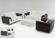 Vig Vgkne9000 Divani Casa E9000-Modern Leather Sofa Set With Electrical Recliners