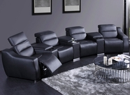 VIG Furniture VGKNE9020 Montage - Reclining Single Seater Sectional Set