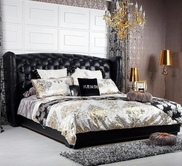 VIG Furniture VGKNN5028-BLK Majestic - Tra