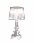 VIG Furniture VGLELB11-2 LB11 Modern Transparant Table Lamp
