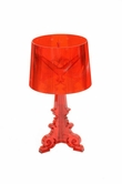 VIG Furniture VGLELB11 LB11 Modern Red Table Lamp