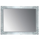 VIG Furniture VGLEPU068 PU068 - Modern Glam Mirror
