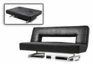 VIG Furniture VGMB0926 Divani Casa 0926 - Modern Fold-Out Eco-Leather Sofa Bed