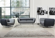 VIG Furniture VGMB1360 1360 - Modern Fabric Sofa Set