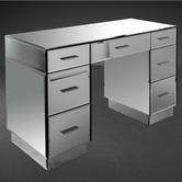 VIG Furniture VGMC-GC-1041 Gerona - Modern Mirrored Bedroom Vanity