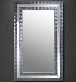 VIG Furniture VGMC-GD-8065 Roxbury - Transitional Bedroom Mirror