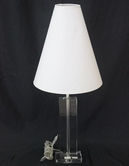 VIG Furniture VGMC-MA-4034 MA-4034 - Transitional Transparent Table Lamp