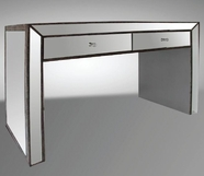 VIG Furniture VGMCGD1013 Tenor - Transitional Mirrored Console Table with Drawers