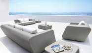 VIG Furniture VGMN-MOROCCO-B Morocco - 6 Piece Patio Set