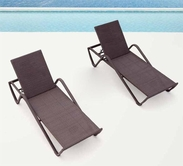 VIG Furniture VGMN00494 Tiago - Modern Patio Lounge Set