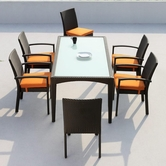 VIG Furniture VGMNMISSISSIPPI Mississippi outdoor dining set