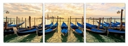 "VIG Furniture VGSC-SH-71180ABC Gondolas - 24"" x 24"" Photo on Canvas"