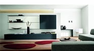 VIG Furniture VGSMASTEP10 Contemporary Entertainment Center SMA STEP 10