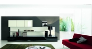 VIG Furniture VGSMASTEP19 Contemporary Entertainment Center SMA STEP 19
