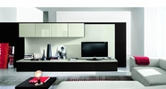 VIG Furniture VGSMASTEP22 Contemporary Entertainment Center SMA STEP 22